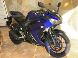 Título do anúncio: YZF- Yamaha R3 321cc