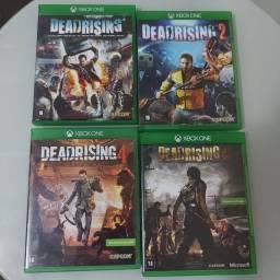 Coleção deadrising original
