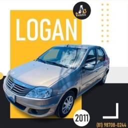 Título do anúncio: LOGAN 2010/2011 1.0 EXPRESSION 16V FLEX 4P MANUAL