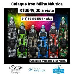 Caiaque Iron Milha Nautica.
