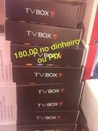 Título do anúncio: Tv BOX !!! ÚLTIMAS UNIDADES SUPER PROMOÇÃO