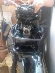 Motor de rabeta Johnson