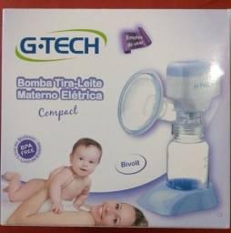 Bomba tira leite materno elétrica
