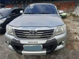Título do anúncio: Toyota Hilux 2.7 Srv 4x2 CD 16v Flex AT 2015