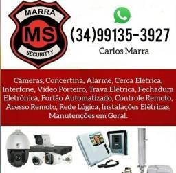 Título do anúncio: Sistemas de Segurança Eletrônica