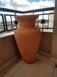 Título do anúncio: Vaso cerâmica grande 1m