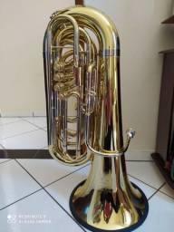Tuba WNTU3 semi nova, praticamente sem uso em perfeito estado