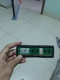 Título do anúncio: Memória RAM 4gb ddr3 1333hz