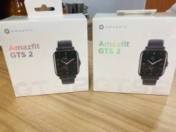 Relógio Amazfit GTS 2 (Preto) R$ 989,00