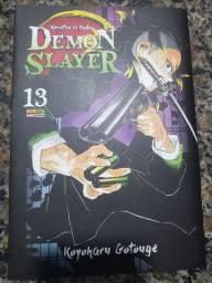 Mangá Demon Slayer Vol.13