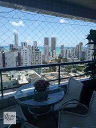 Edf Trinidad / Boa Viagem / 4 Quartos / Alto padrão / 138m² / Lazer /