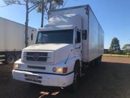 Título do anúncio: Caminhão truck Mercedes 1620