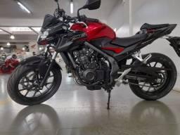 Título do anúncio: Moto  CB 500 F