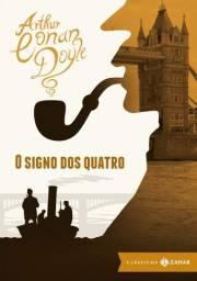 livro: O Signo dos Quatro