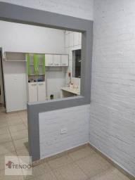 Kitnet com 1 dormitório para alugar, 38 m² por R$ 1.100/mês - Jardim Oliveira Camargo - In