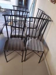 Vendo cadeiras  reforçado