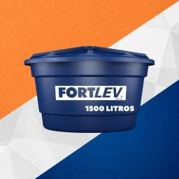 Título do anúncio: Caixa d'água Polietileno 1.500L - Fortlev
