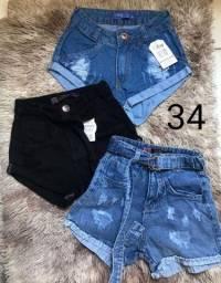 Título do anúncio: Short  Jeans 34 ao 54