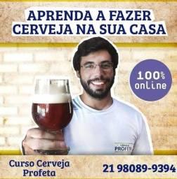 Título do anúncio: Curso 100% online - Como fazer Cerveja