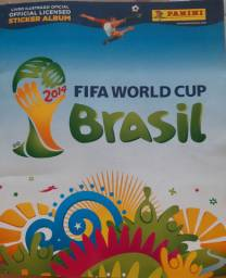 Álbum Figurinhas Copa Fifa World Cup Brasil 2014 Completo<br>