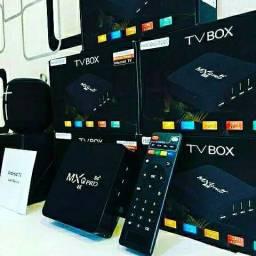 Título do anúncio: Tv Box MXQ Pro 256GB 4k 5G Android 10.1