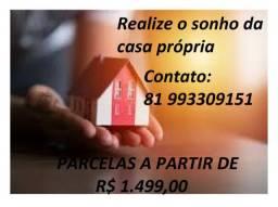Casas em Recife parcelada
