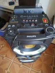 Vende-se caixa de som nx5 da Philips