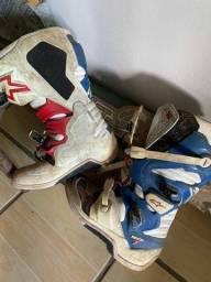 Botas de trilha botas motocross alpinestar
