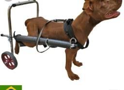 Título do anúncio: Vendo Cadeira de rodas de cachorro