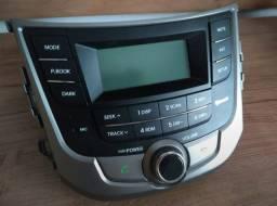 Rádio HB20 original 2015