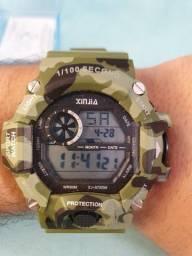 Título do anúncio: Relógio Masculino Militar Esportivo Digital