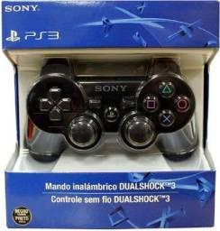 Título do anúncio: Controle ps3 Sony