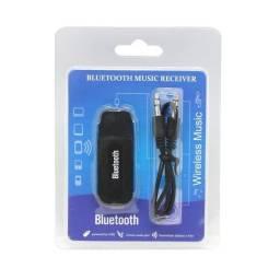 Título do anúncio: Receptor Bluetooth wireless 10 metros com cabo p2