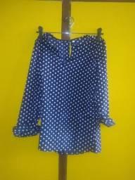 Título do anúncio: Blusa feminina da Oioninos (tamanho P)
