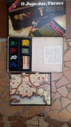 o jogo das nações - raridade (jogo de tabuleiro)