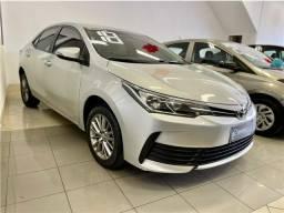 Toyota Corolla 2018 1.8 gli 16v flex 4p automático