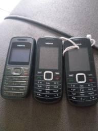 Aparelho Nokia Todos Semi Novos