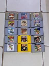 jogos originais de nintendo 64 a partir !!!!