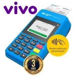 Título do anúncio: Maquineta Passar Cartão De Crédito Com Internet Point Pro 2