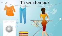 Lavo e passo roupa