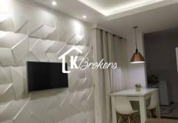 Apartamento a venda no Setor Residencial Aguarius em Goiânia.