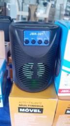 Título do anúncio: Caixa De som JBK-323