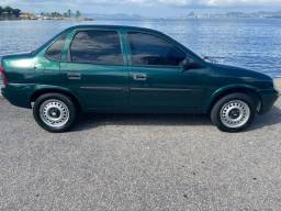 Título do anúncio: Corsa Sedan Super 98/99 Completo + GNV