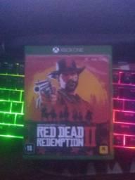 Vendo red dead 2 completo novo