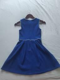 Vestido infantil Tommy Hilfinger