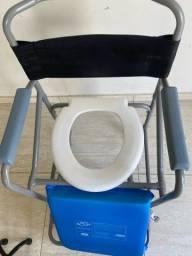 Título do anúncio: Cadeira higiênica