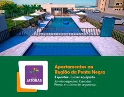 Vista dos Jatobás Apto. 2 qts com Varanda no Planalto !