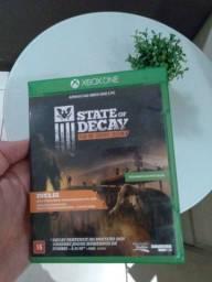 Título do anúncio: Xbox one s  jogo valor $35