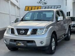 Título do anúncio: Frontier 2008 SEL 4x4 Diesel AT
