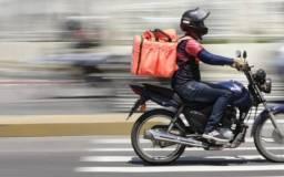 Título do anúncio: Entregadores com moto( senador Canedo)